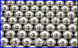 1/4 inch Diameter Loose Balls SS316 Stainless Steel G100 Pack of 1000 15907