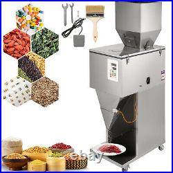 10-3000g Automatic Powder Packing & Filling Machine Weigh Filler for Seed, Grain