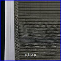 20 PACK Gutter Guard 4 ft. X 5 in. Stainless Steel Micro Mesh Leaf Filter Debris