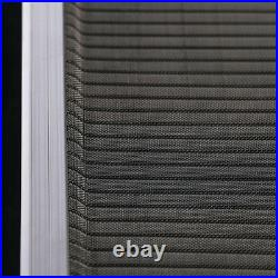 (20-Pack) Gutter Guard Protection 4 ft. 5 in. Micro-Mesh Stainless Steel Protect