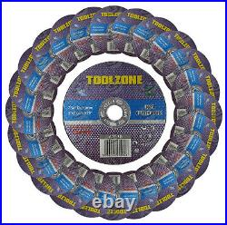 3 75mm x 1mm Metal Cutting Disc for Stainless Steel Air Cut Off Tool 25 in Pack