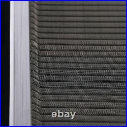 4 Ft X 5 Stainless Steel Micro Mesh Wire Superior Strength Gutter Guard 20 Pack