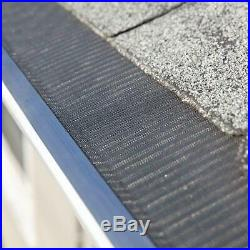 4 ft. L x 5 in. W Stainless Steel Micro-Mesh Gutter Guard (20-Pack)