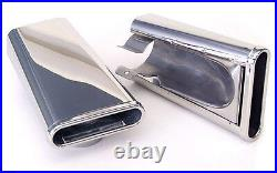 55 56 Chevy Power Pack Exhaust Extensions 1955 1956 Chevrolet New