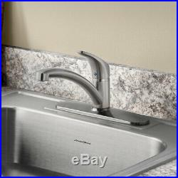 American Standard Colony PRO 5.87 Kitchen Faucet, Stainless Steel (6 Pack)