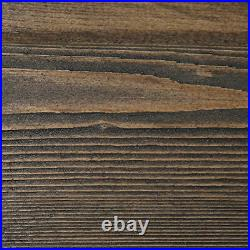 Anthracite Grey Timber Cladding 6 Pack 1.72m2 Tongue and Groove Secret Fix for