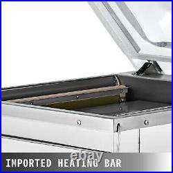 Automatic Packing Vacuum Sealing Machine 1000W Package Professional 220V DZ-400S