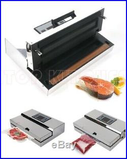 Automatic Vacuum Sealer Food Saver Packing Machine Stainless Steel CE UK Stock
