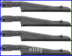 BBQ Cast Iron Burners 4-Pack Replacement for Kenmore Sears Brinkmann Grill Zone