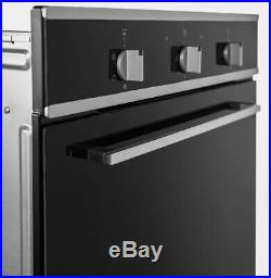 BRAND NEW Esatto 60cm Stainless Steel Fan Forced Oven & Gas Cooktop Pack FREIGHT