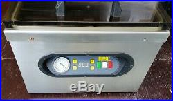 Buffalo Chamber Vacuum Packing Machine Stainless Steel Silver Colour