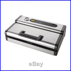 Buffalo Vacuum Pack Machine Stainless Steel 300mm CN514 Catering