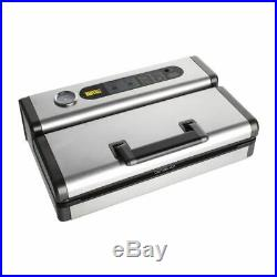 Buffalo Vacuum Pack Machine Stainless Steel 30cm Food Packing Sealer Kitchen