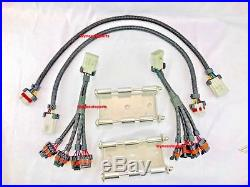 Coil Pack Relocation Kit fits LS1 LS6 LSX Stainless Steel Brackets and Harness