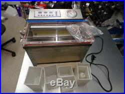 Commercial Vacuum Pack Machine Sous Vide Food etc, Stainless steel