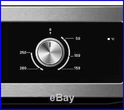 Cookology 60cm Built-in Electric Fan Oven, Gas Hob & Extractor Hood Pack