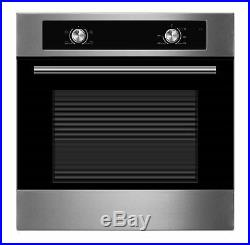 Cookology 60cm Built-in Electric Static Oven & Touch Control Ceramic Hob Pack