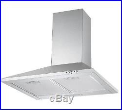 Cookology 60cm Electric Static Oven, Touch Control Ceramic Hob & Hood Pack