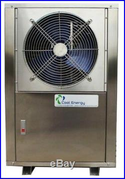 Cool Energy Air Source Heat Pump Complete Hot Water System Pack 7