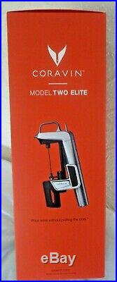 Coravin Model Two Elite Wine Dispensing System Red Plus Pack RRP £279