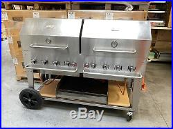 Crown Verity MCB60PACK Professional Barbecue System USED BARGAIN