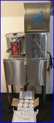 DOL-FYN Water distiller A30D 9 gallons day distilling capacity with6-pack filters