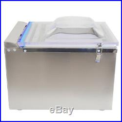 Digital Vacuum Packing Sealing Machine Sealer 300W Commercial Food Chamber 320mm