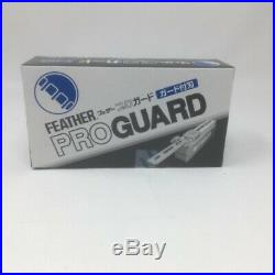 Feather Artist Club Pro Guard Blade PG-15 10 Packs 150 Blades New Proguard