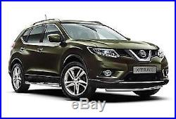 Front and side stainless steel bars URBAN PACK Nissan X-TRAIL T32 OEM