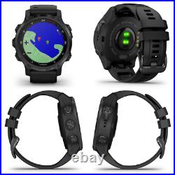 Garmin Descent Mk2S Watch-Style Dive Computer Gray with Power Pack Bundle