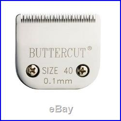 Geib Buttercut Grooming Blades Stainless Steel 8 Pack Professional Clipper Kit
