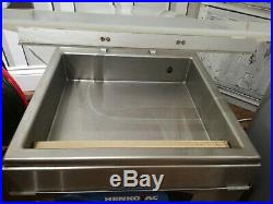 Henkovac Chamber Vacuum Butchers Packing Machine Stainless Steel Commercial