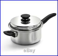 ICook Stainless Steel Casserole Set 2 and 3 liters with Lid New in Pack
