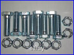 LANDROVER SERIES 2 2a 3 STAINLESS STEEL RESTORATION PACK UNF