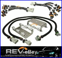 LS1 Holden Coil Pack Relocation Bracket Kit Stainless Steel Extension Harness