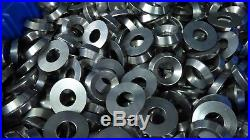 Metric Machined Turned Solid Stainless Steel Countersink Finish Washers