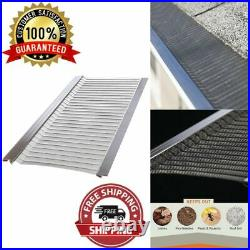 Micro-Mesh Gutter Guard Stainless Steel Stops Leaves 4 Ft. L X 5 In. W 20-Pack