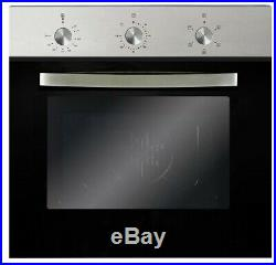 Montpellier SFCP111 Electric Oven and Ceramic Hob Pack