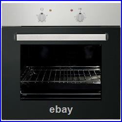MyAppliances 60cm Electric Oven and 60cm Glass Gas Hob Pack Deal