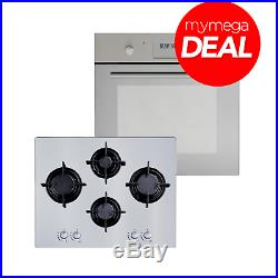 MyAppliances REF50571 58L Multifuncional Oven and Gas Hob Pack