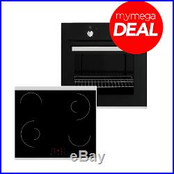 MyAppliances REF50801 Easy Install Electric Oven and Ceramic Hob Pack