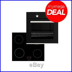 MyAppliances REF50803 Easy Install Electric Oven and Induction Hob Pack