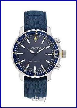 NAUTICA Mens Watch Model ICEBREAKER CUP Special Pack + Extra Strap Limited