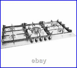 NEFF N70 T29DS69N0 Gas Hob Stainless Steel Sealed In Packing