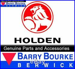 New Genuine Holden Colorado Stainless Steel Side Steps Pack #92287635