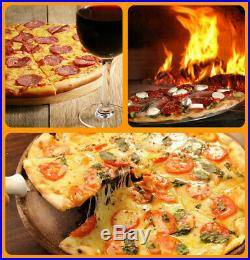 Outdoor Brick Wood Fired Pizza Oven 70cm Italian Package