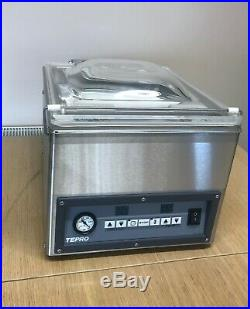 PP 4.2E Vacuum Pack Machine Stainless Steel