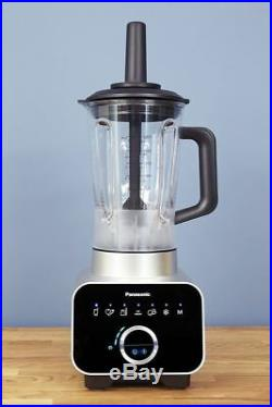 Panasonic High Power Blender With Ice Pack Attachment (model No. Mxzx1800sxc)