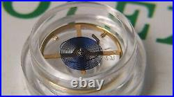 Rolex 3135 432 Balance Complete NEW open pack -for watch repair. Blue hairspring