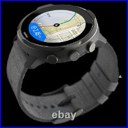SUUNTO 7 Graphite Limited Edition GPS Sports Smartwatch with Power Pack Bundle
